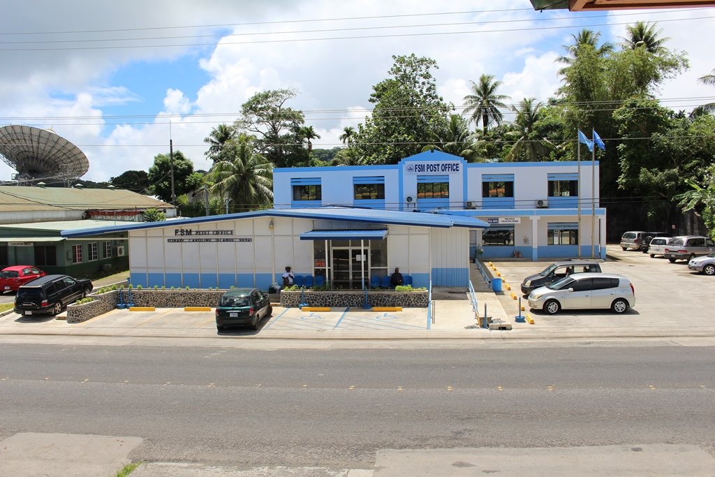 Pohnpei Post Office